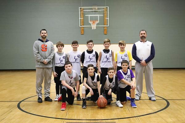 LF 5th Grade Boys Basketball