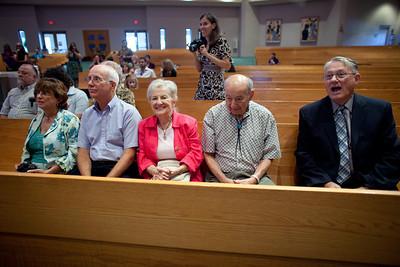 Kennedy Baptism