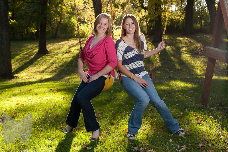 Kayla & Amy 2012