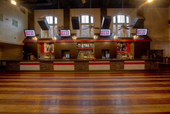 NYX New Haven Interiors