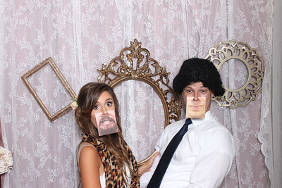 2017-09-23 Janet and Matt's Photo Booth Pics
