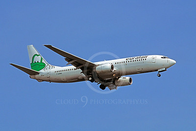 Euralair Airline Boeing 737 Airliner Pictures