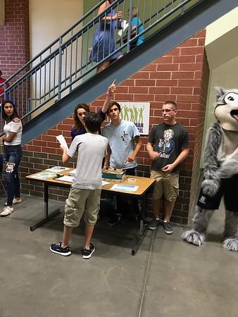 Lake Norman Teen Council 2018