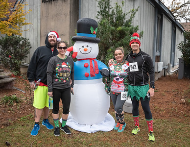 2018 ARK Ugly Sweater 5k Dash