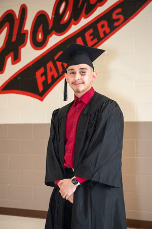 Anthony Borrego Graduation Hoehne 2019