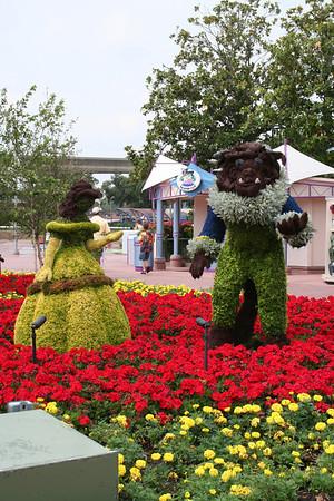Disney June 2007