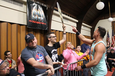 Chaotic Wrestling May 8, 2015