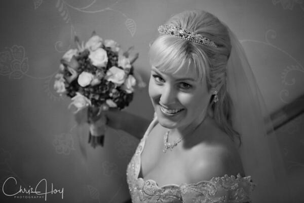 Shelby & Brian Wedding Day