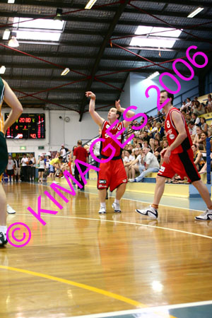 ABA Mens Grand Final Geelong  Vs Dandenong 3-9-06