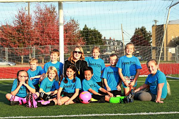 Grant 2/3 Grade Soccer 2018
