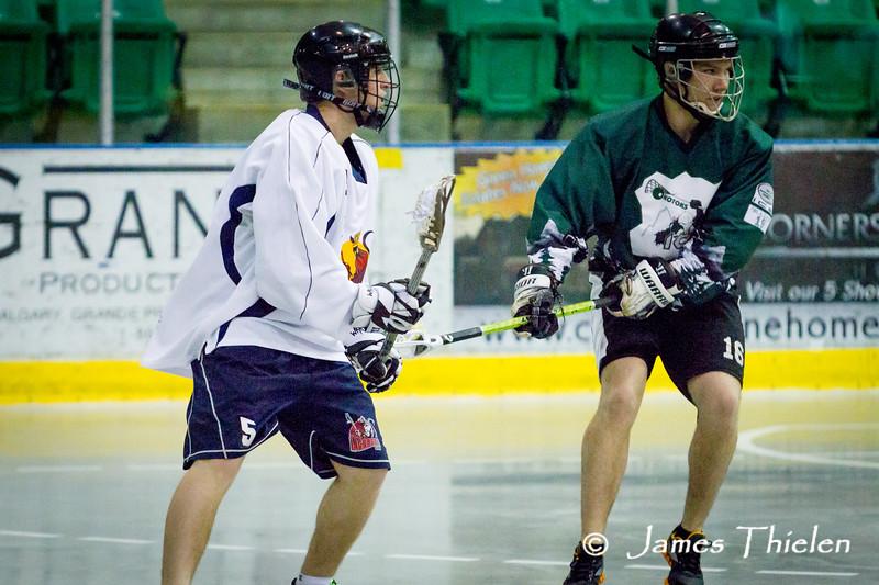 Game, May 11, 2013 Okotoks Ice vs Medicine Hat Sun Devils