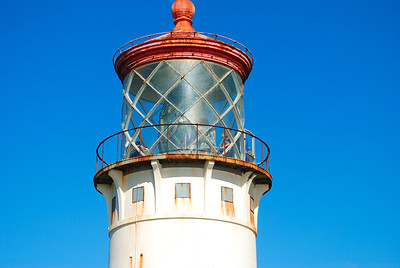 Inside the Kilauea Lighthouse