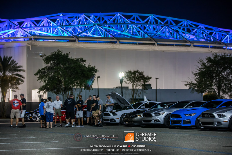 2019 Jax Cars and Coffee at TIAA Field 079A - Deremer Studios LLC