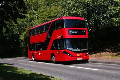 Buses in London (Update 30.05.2020)