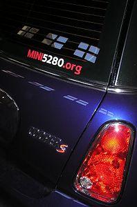 MINI Cooper S Comes Home