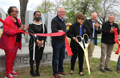 City of Tyler - Emmett J Scott Park Opening
