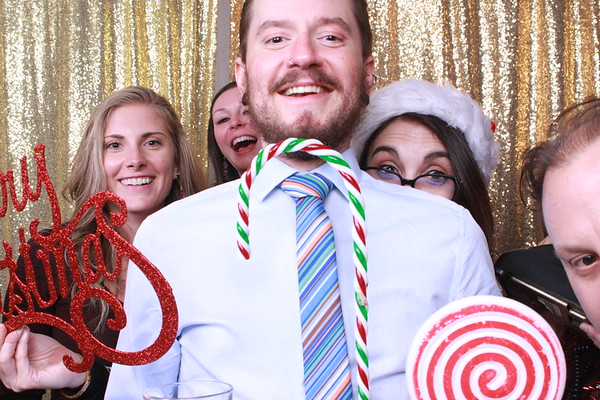 Epiq Systems Holiday Photo Booth