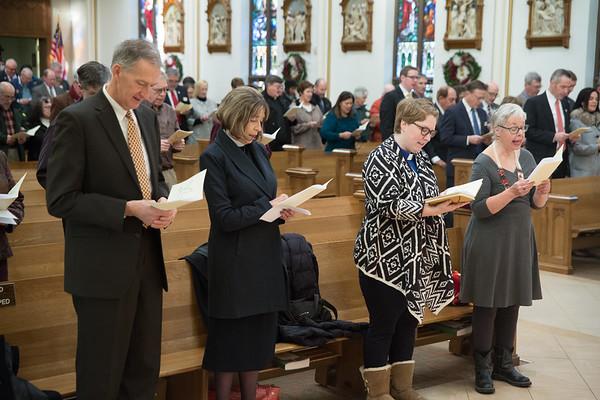 Interfaith Prayer Service 2017
