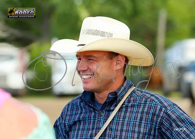 Souris River Rodeo 2016 (Weyburn) - Saturday