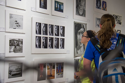 2016 Juried Student Art Show