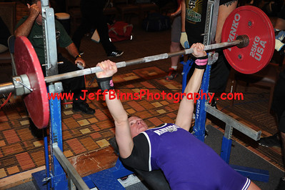 2012 IPL Worlds - Monday - Bench Press