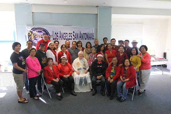 LASA Christmas Party 2014