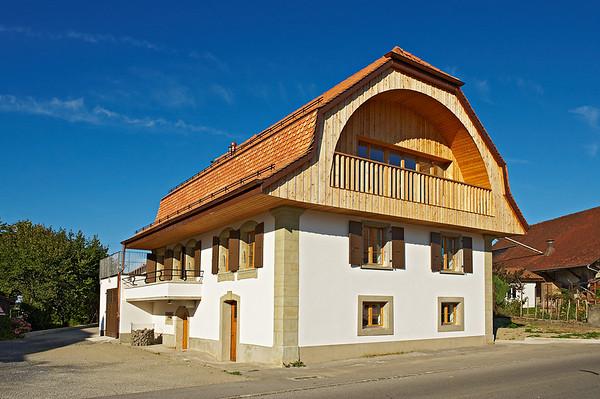 Maison villageoise à Fey, 2011