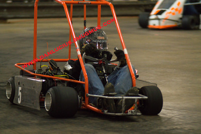 Ohio Indoor Kart 11/10/12 Action