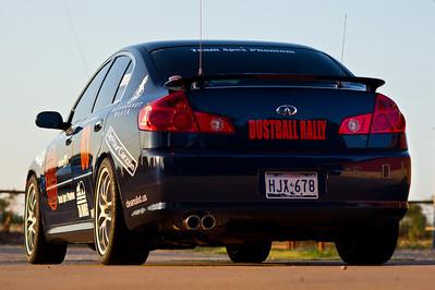 2013 Pre-Rally - Dustball 2000