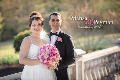 20210413 - Mahsa and Peyman - Bridal Portraits