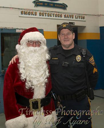 2014 CPFR Breakfast with Santa
