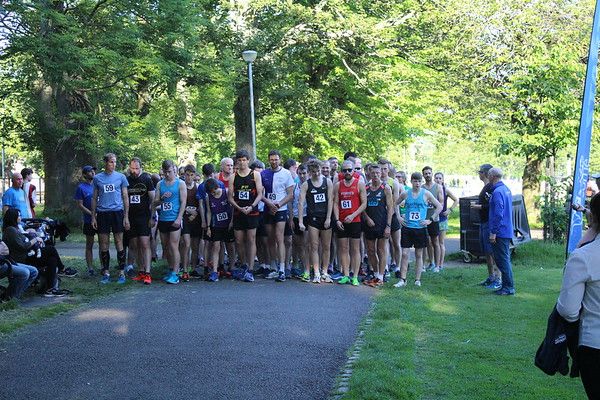Sri Chinmoy 1 mile, Wednesday 26 June 2019