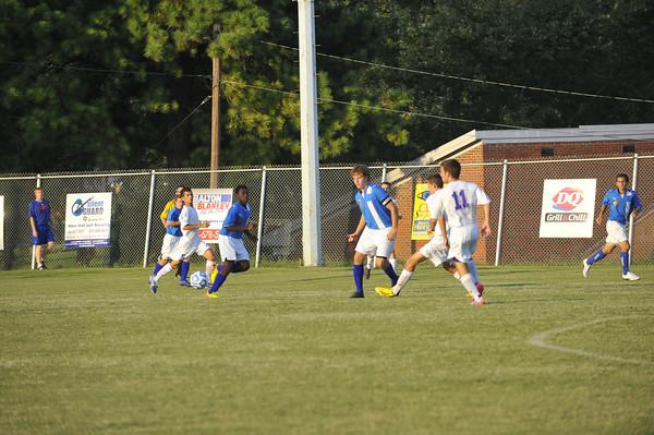 Somerset Frankfort soccer