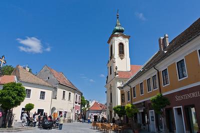 Szentendre (St. Andrews), Hungary