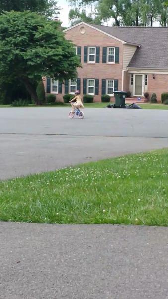 Charlotte Bike Riding