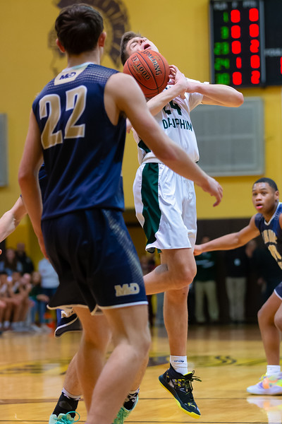 2019-20 Mid Penn Conference Championship Game | Central Dauphin vs. Bishop McDevitt | February 13, 2020