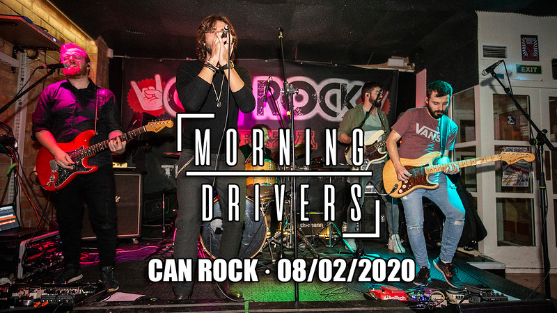 MORNING DRIVERS · CAN ROCK · 08/02/2020