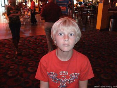 Manni's Son's Birthday 2009