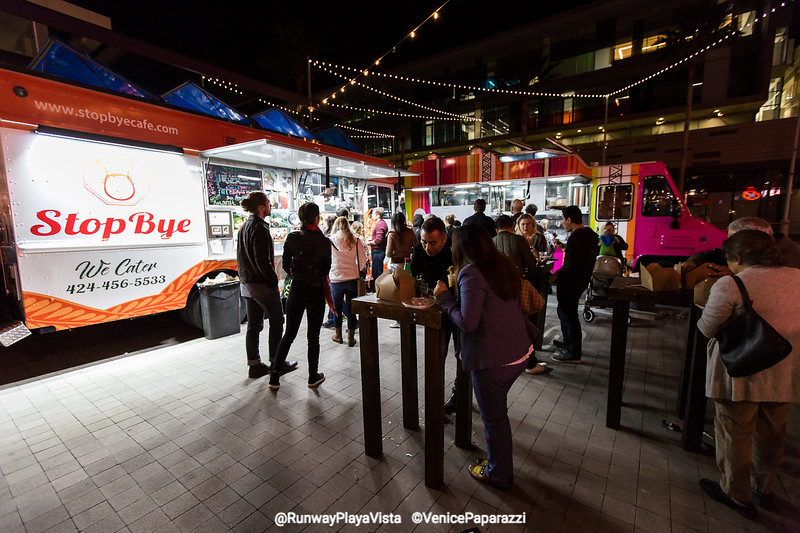 @RunwayPlayaVista. #PlayaVista. Photo by VenicePaparazzi.com