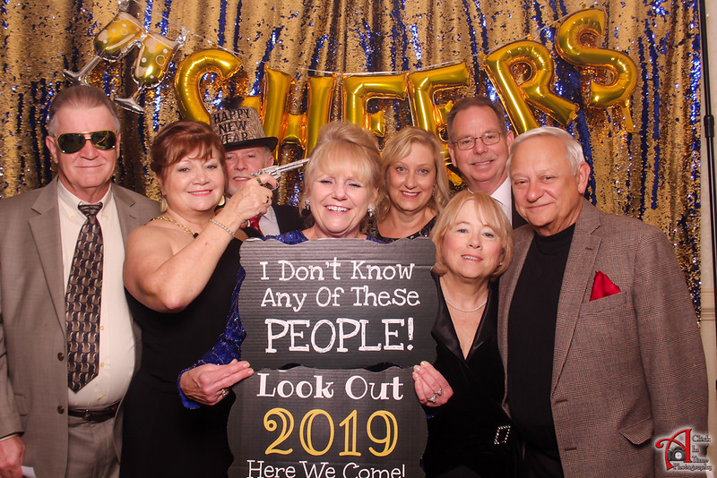 2019 New Years Eve Party on AFB