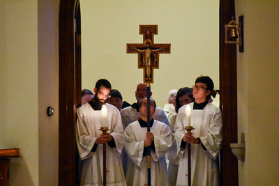 2017 Mass and Vespers