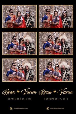 09-29-18 Kiran and Varun