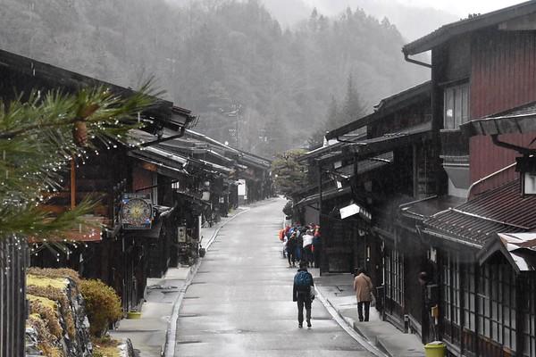 Grade 11 Japan on Foot Expedition Nakasendo, Nagano