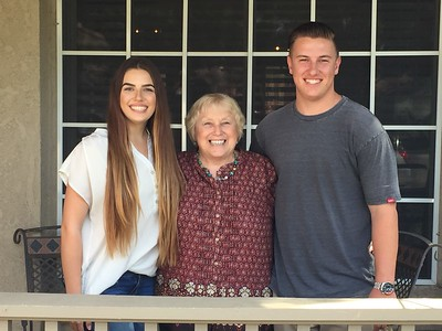 Mother's Day at Dana's 2016
