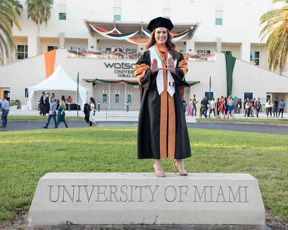 Stephanie's UM Grad 12-13-18