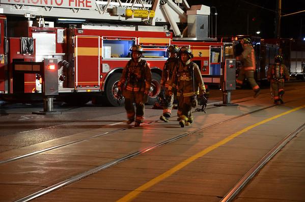 September 16, 2012 - 3rd Alarm - 2183 Lakeshore Blvd. West
