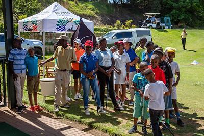 Golf Development Clinic