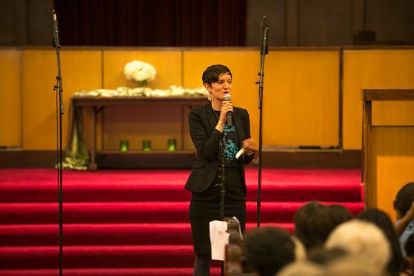 Oakland Interfaith Gospel Choir 2015