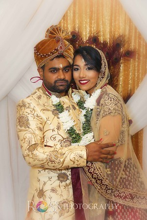 Amrita & Raj Wedding