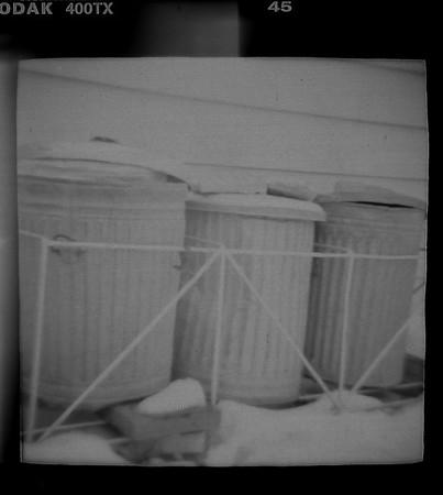 Diana-F Camera Negatives